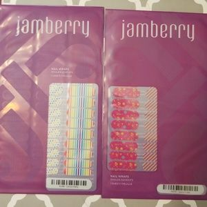 Jamberry Accessories - Jamberry Juniors Circus Party & Space Case